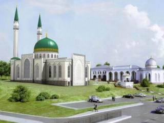 Проект соборной мечети Пензы