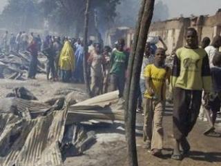 Более 20 человек погибли при взрыве в церкви Абуджы