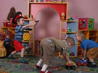 Азербайджанская диаспора подарила Москве детский сад