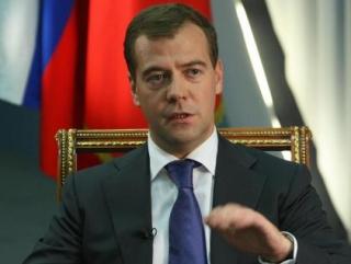Медведев: Нужно пресекать разжигание вражды в стране