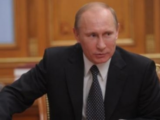 Путин упрекнул оппозицию и Бернштейна