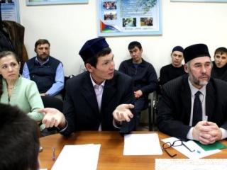 Мусульмане проявили особый интерес к круглому столу