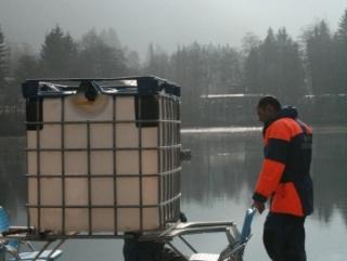 Зачем в Кабардино-Балкарию привезли подводный колокол?