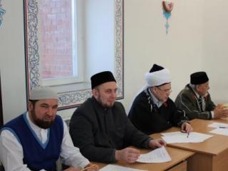 Уральские имамы подвели итоги 2011 года