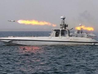 Иран испытал ракеты средней дальности в Персидском заливе