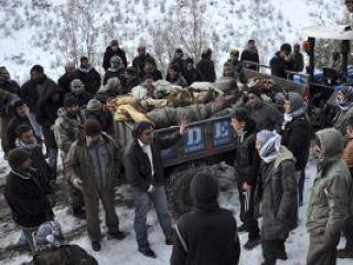 Власти Турции обещают компенсации семьям погибших курдов