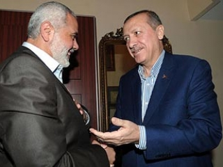 Палестинский лидер продолжает свое зарубежное турне