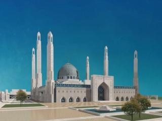 Соборная мечеть станет архитектурной доминантой города Магас