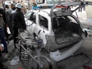 Взрыв в Дамаске унес десятки жизней