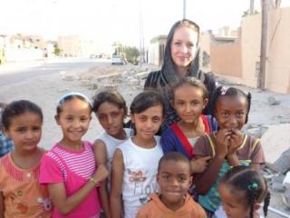 В Ливии дети вернулись к занятиям