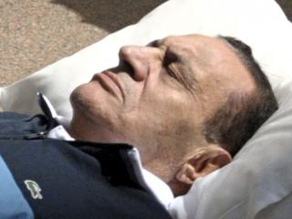 МИД РФ заступился за Мубарака