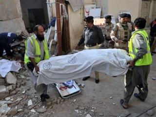 Взрыв в Пакистане унес десятки жизней