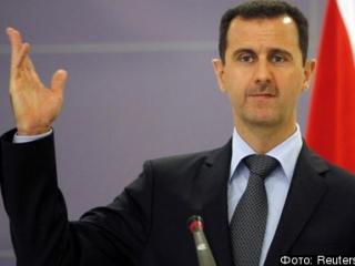 Власти Сирии не давали силовикам приказ стрелять — Асад