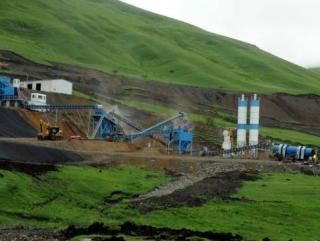 Британцы возьмут на себя добычу золота в Таджикистане