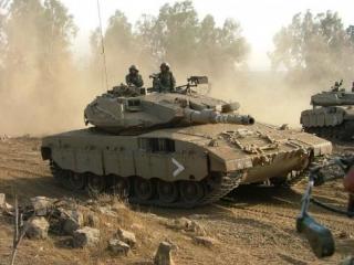 Для Израиля военные расходы на первом месте