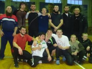 Мусульмане Белозерья – лучшие в мини-футболе