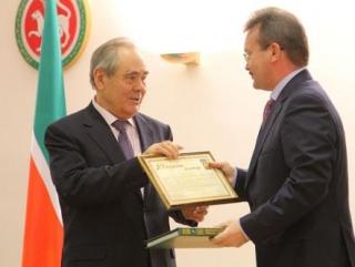 Благотворители Татарстана получили благодарственные письма