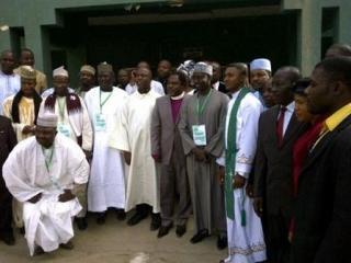 Нигерия: мусульмане несут христианам послание мира