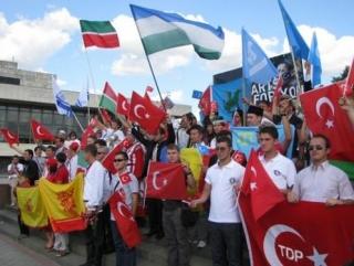 Курултай тюркской молодежи возобновляет работу