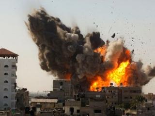 Израиль готовит военное вторжение в Газу