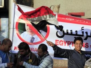 Египетские активисты ведут информационную войну
