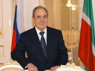 Первый президент Татарстана отмечает юбилей
