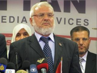 Израильтяне снова арестовали главу палестинского парламента