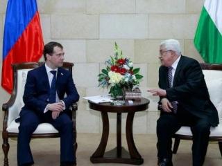 Палестинцы в честь Медведева назовут одну из центральных  улиц