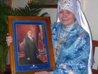 Освященный портрет Путина начал мироточить – православные