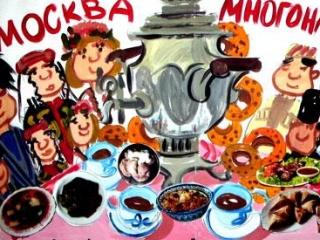 После славян в Москве больше любят таджиков, в Питере – евреев