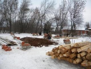 Адгамов: Если такими темпами будет вестись работа, то строительство не затянется