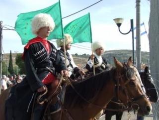 Сирийские черкесы готовятся к репатриации на Кавказ