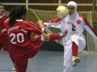 FC попросила ФИФА разрешить женщинам играть в хиджабах
