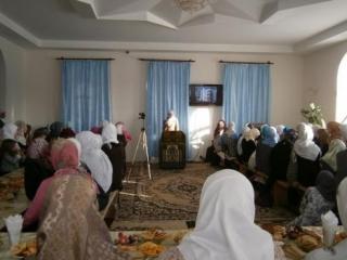 Мусульманки Уфы духовно обогащают горожан