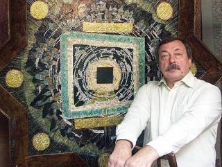 Московский художник мечтает о создании галереи мира ислама