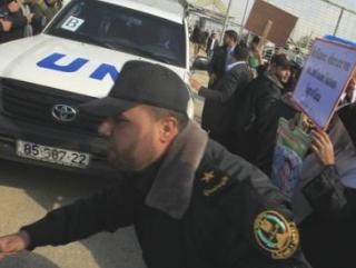 Генсек ООН проигнорировал родственников палестинских узников