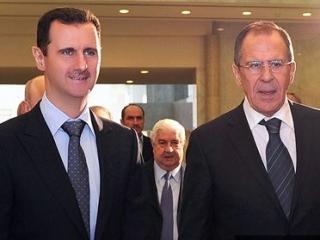 Асад направит делегацию в Москву на межсирийские переговоры