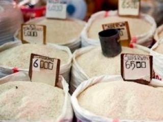 По причине санкций против финансового сектора Ирана затруднен экспорт индийского риса в эту страну