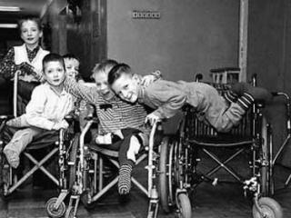 Китайские врачи лечат детей-инвалидов из Чечни