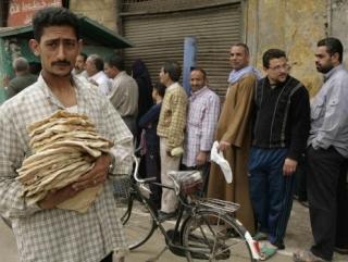 В Сирии дефицит хлеба, остальные продукты стремительно дорожают