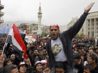 Дамаск не должен стать вторым Сталинградом