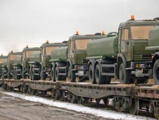 Россия расширит маршруты поставок силам НАТО в Афганистане