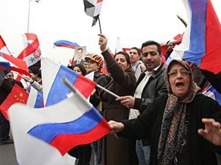 Россия и Китай: взгляд на кризис в Сирии