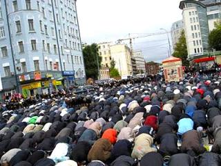 Мэр и муфтий Москвы обсудили проблемы мусульман