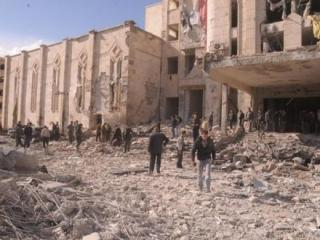 В результате серии терактов погибли как минимум 28 и получили ранения 235 человек