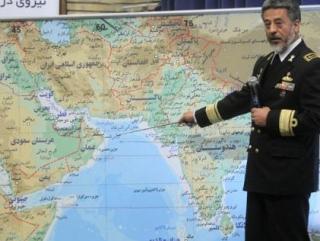 Принципиальным для Ирана является недопущение на Каспии военного присутствия США и НАТО