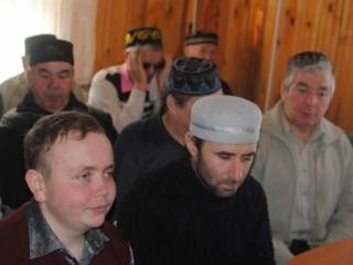 """В мечети """"Сулейман"""" прошел благотворительный обед"""