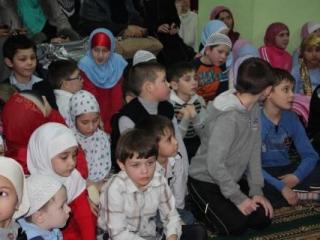День рождение пророка собрал украинских детей на фестиваль