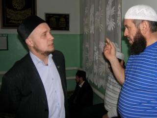 Ринат Ахтямов: Нам очень приятно то, что наши  единоверцы принимают участие  в ответственных мероприятиях, которые объединяют мусульман.