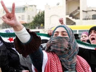 В представленном арабскими странами проекте от сирийского правительства требуют остановить насилие
